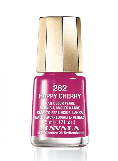Mavala Mavala 282 Happy Cherry Oje Pembe